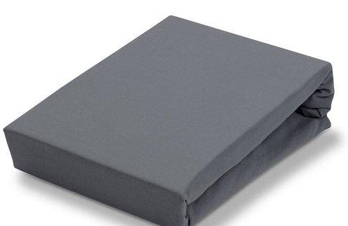 Vandyck Jersey Soft Hoeslaken Grey
