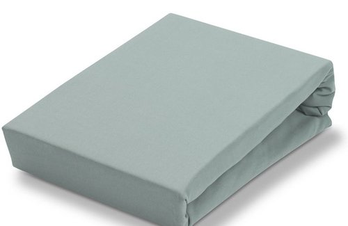 Vandyck Jersey Soft Hoeslaken Celadon Green
