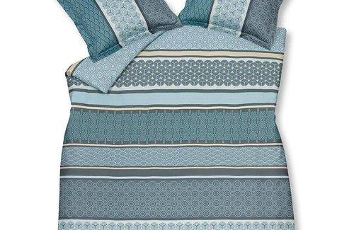Slaapkamer Vintage Blue : Vandyck rembrandt multi dekbedovertrek linnenmode