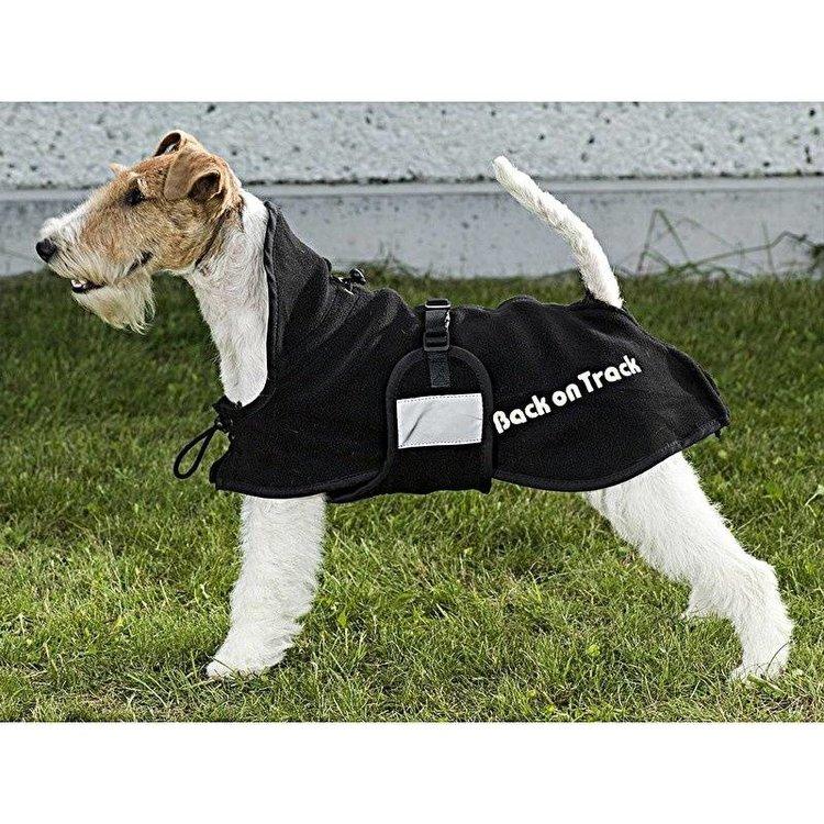 Back on Track Back on Track Honden Fleecedeken supreme
