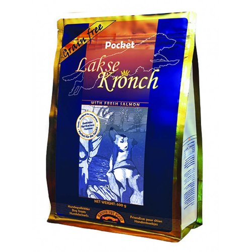 Henne Kronch Henne Kronch Zalm Snacks Pocket