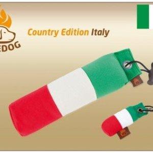 Firedog Canvas Dummy Sleutelhanger - Country Edition