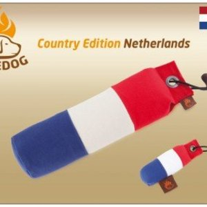 Firedog Canvas Dummy Sleutelhanger - Country Edition