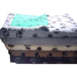 PetDiscount Vet Bed groene rug 22mm
