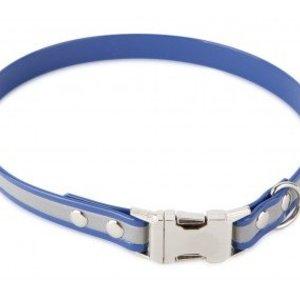 Firedog Firedog BioThane Collar Clip Reflect 19 mm - 47-50 cm