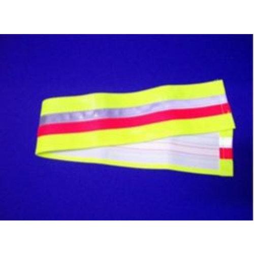 Zantex Zantex Signal Halsband met reflect en velcro