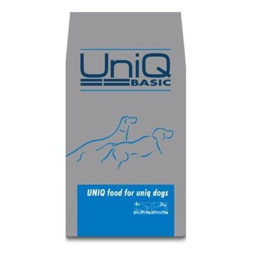 Uniq  Basic hondenvoer 12 KG