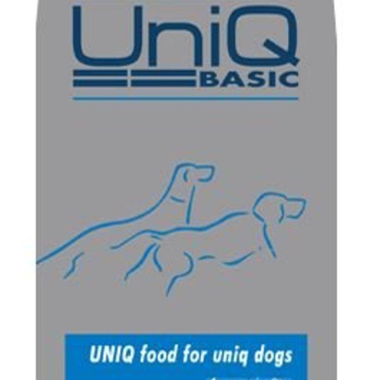 Uniq  Uniq Basic hondenvoer 12 KG