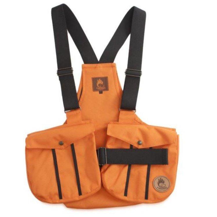 Firedog Firedog Dummy Vest Trainer met metaal gesp
