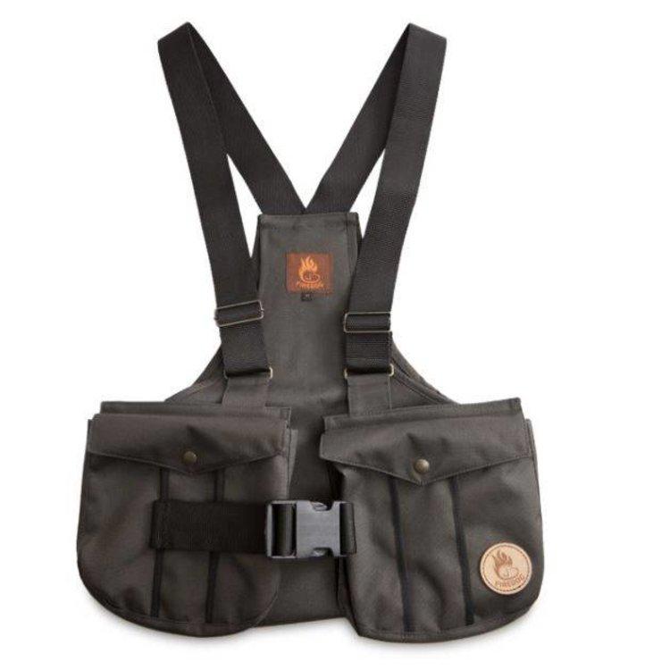 Firedog Firedog Dummy Vest Trainer met plastic gesp