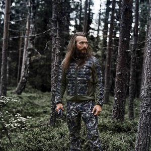 Northern Hunting Northern Hunting Eskild camou midlayer