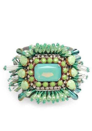 Bruma/Vanity Crystal stone bangle