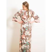 Floral printed long dress