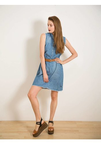 Imperial/Dixie Short denim dress