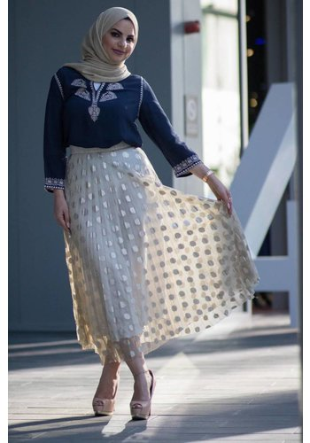 Free Minds/La P'tite Etoile Long sleeve embroidered
