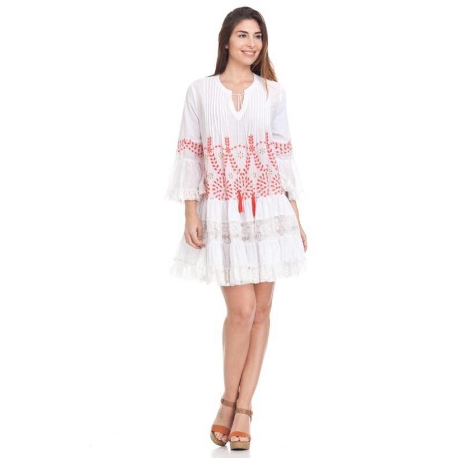 Love printed dress