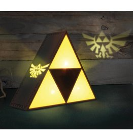 PALADONE The Legend of Zelda lampe Triforce 20 cm
