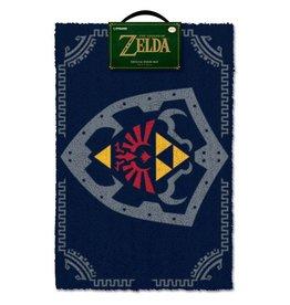 PYRAMID Legend of Zelda paillasson Hylian Shield 40 x 60 cm