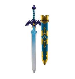 Legend of Zelda Skyward Sword replique plastique epee Link's Master Sword 66 cm