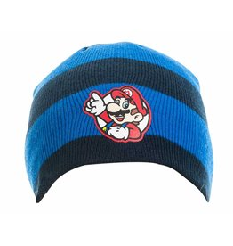 Nintendo bonnet Super Mario Striped