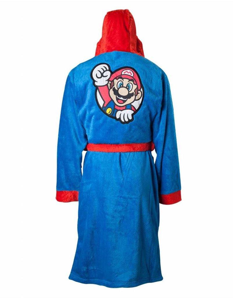 BIOWORLD Nintendo peignoir de bain polaire Mario