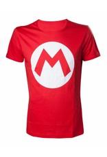 BIOWORLD Nintendo T-Shirt Big M Logo