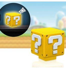 PALADONE Super Mario veilleuse sonore Question Block 8 cm