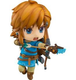 GOOD SMILE COMPANY The Legend of Zelda Breath of the Wild figurine Nendoroid Link 10 cm