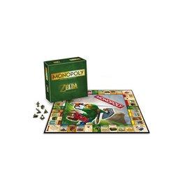 The Legend of Zelda jeu de plateau Monopoly *FRANCAIS*
