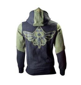 BIOWORLD The Legend of Zelda sweater à capuche Green Character