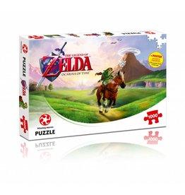 Legend of Zelda Puzzle Ocarina of Time