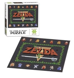 USAOPOLY Legend of Zelda Puzzle Classic