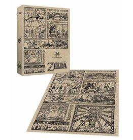 USAOPOLY Legend of Zelda Puzzle Legend of the Hero