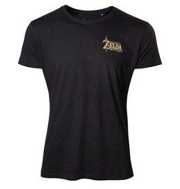 BIOWORLD The Legend of Zelda Breath of the Wild T-Shirt Logo