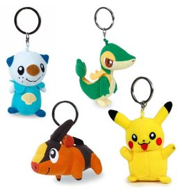 TOMY Pokemon porte-clés peluche 17 cm