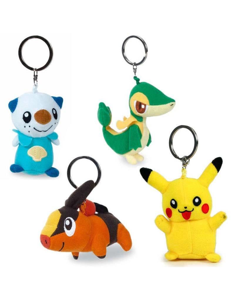 Pokemon Porteclés Peluche Cm Le Royaume Champignon - Porte clé peluche