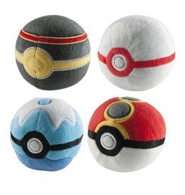TOMY Pokemon peluche Poké Ball 7cm