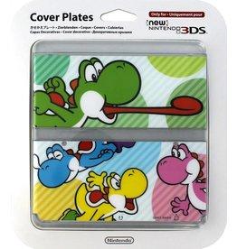 NINTENDO Coque pour console New Nintendo 3DS n°28 - Yoshi