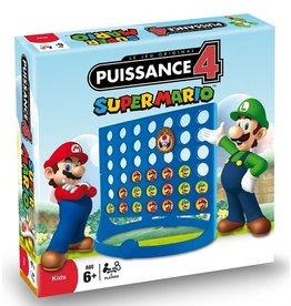 HASBRO Puissance 4 - Nintendo Mario