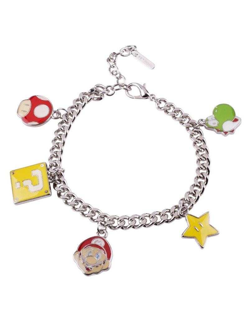 BIOWORLD Nintendo - Bracelet - Characters