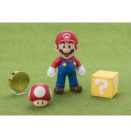 TAMASHI NATIONS Mario - Figurine Super Mario Figuarts Tamashii Nations 10 Cm