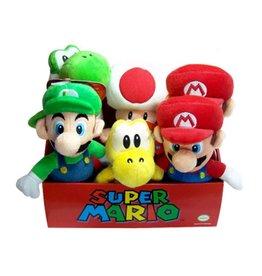 TOGETHER+ Super Mario Bros. peluches 20 cm