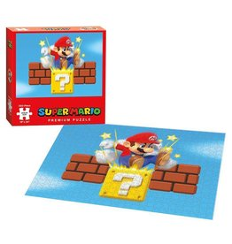 USAOPOLY Super Mario Bros. Puzzle Ground Pound