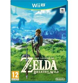 NINTENDO The Legend of Zelda Breath of the Wild  WIIU