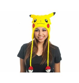 BIOWORLD Pokemon bonnet de ski Yellow Laplander Pikachu