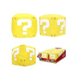 JAKKS PACIFIC INC Super Mario - Peluche Sonore Question Block 13cm