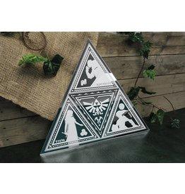 PALADONE ZELDA - Miroir Logo Triforce
