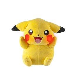 TOMY POKEMON - Peluche à fonction Pikachu 20cm