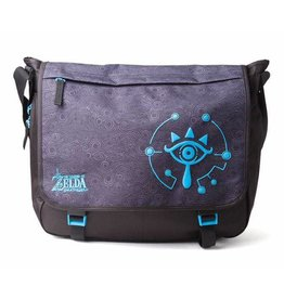 Legend of Zelda Breath of the Wild sac à bandoulière portable Sheikah Eye