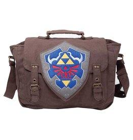 BIOWORLD Legend of Zelda sac à bandoulière portable Hylian Shield
